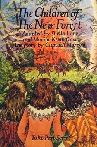 9780706237771: The Children of the New Forest (Take Part)