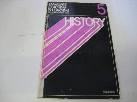 Language Teaching & Learning; History: Levine, Nick