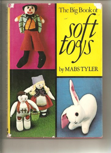 9780706295283: Big Book of Soft Toys