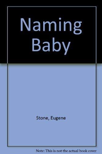 9780706310511: Naming Baby
