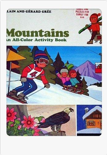 9780706311556: Mountains (All Colour Activity Books)