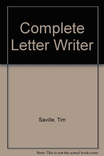 9780706311655: Complete Letter Writer