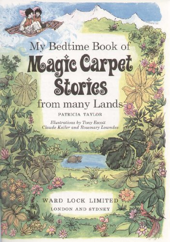 9780706312904: My Bedtime Book of Magic Carpet Stories From Many Lands
