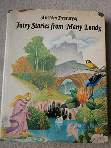 9780706313277: Golden Treasury of Fairy Stories from Many Lands