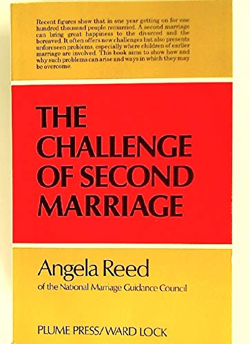 9780706314892: Challenge of Second Marriage