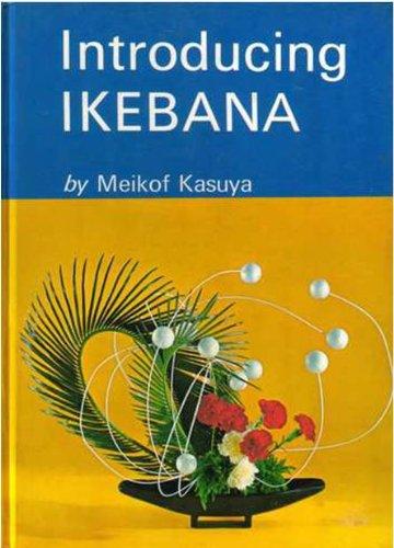 9780706315028: Introducing Ikebana