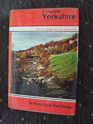 9780706315301: Complete Yorkshire (Red Guide)