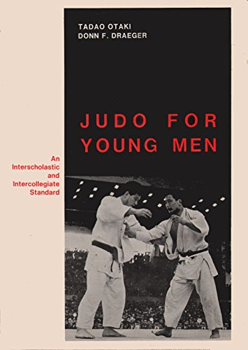 9780706340693: Judo for Young Men: An Interscholastic and Intercollegiate Standard