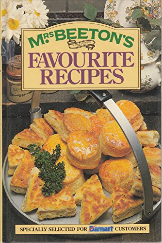 Mrs Beeton's Favourite Recipes