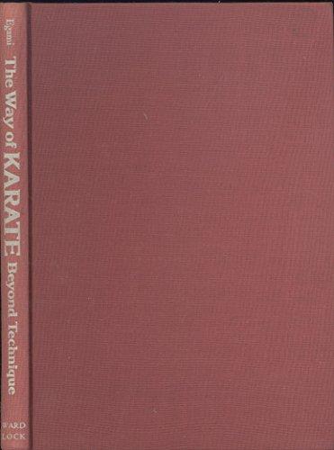 9780706351323: Way of Karate