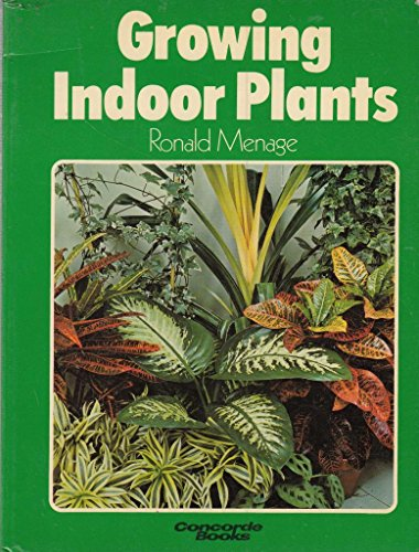 9780706353570: Growing Indoor Plants (Concorde Books)