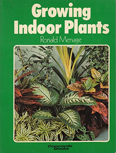 9780706353594: Growing Indoor Plants (Concorde Books)