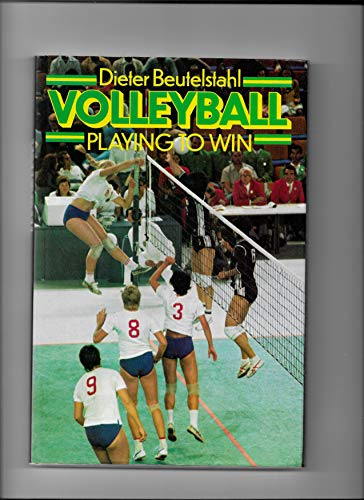 9780706357349: Volleyball: Playing to Win (A Hyperion book)