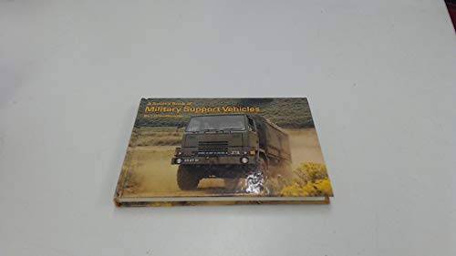 9780706360516: Military Support Vehicles (Source Book)