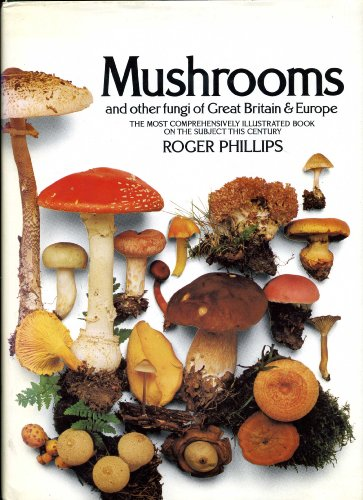 9780706361285: Mushrooms and Other Fungi of Great Britain and Europe