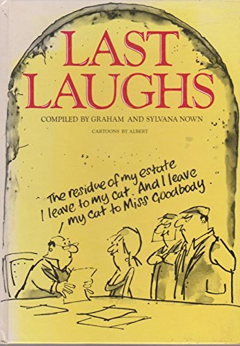 Last Laughs (0706362926) by Graham Nown; Sylvana Nown