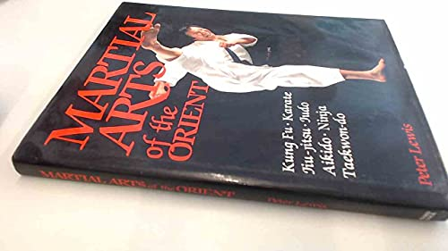 9780706364187: Martial Arts of the Orient