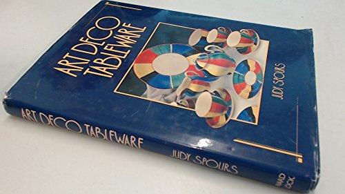 9780706365795: 'ART DECO TABLEWARE: BRITISH DOMESTIC CERAMICS, 1925-39'
