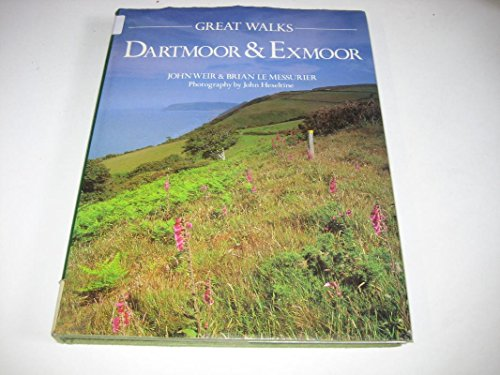 9780706366341: Dartmoor and Exmoor (Great Walks) (Great Walks S.)
