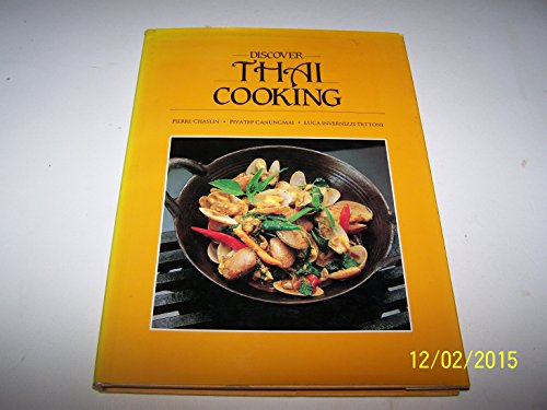 9780706366488: Discover Thai Cooking