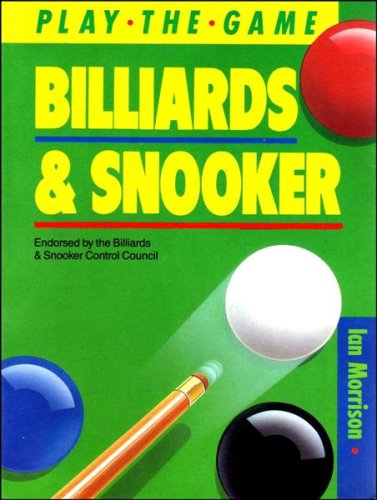 9780706366587: Billiards and Snooker (Play the Game)