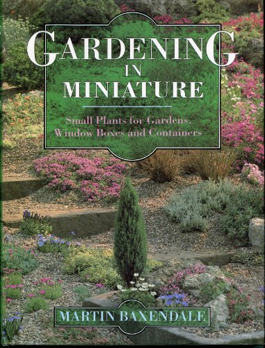 9780706367621: Gardening In Miniature
