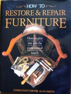 9780706368802: How to Restore and Repair Furniture