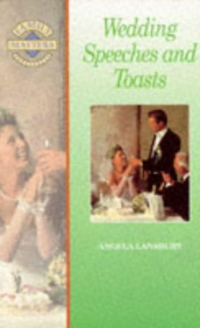 9780706372182: Wedding Speeches and Toasts (Family Matters)