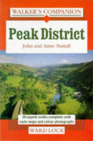 Peak District (Walkers Companion): Nuttall, John and