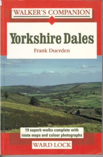 9780706372489: Yorkshire Dales (Walker's Companion)