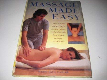 9780706373066: Massage Made Easy