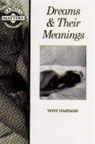 DREAMS & THEIR MEANINGS: Hazzard, Tony