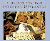 9780706373905: A Handbook for Interior Designers