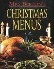 Mrs. Beeton's Christmas Menus (0706374738) by Beeton, Mrs.