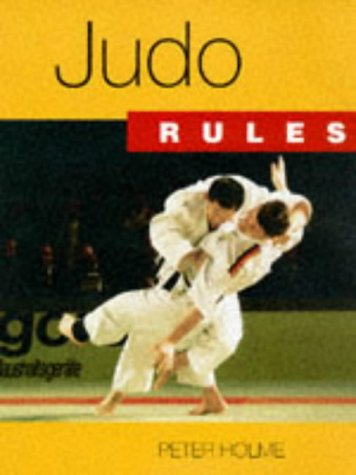 9780706376012: Judo Rules (A player's guide rules books)