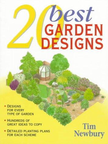 9780706376425: 20 Best Garden Designs
