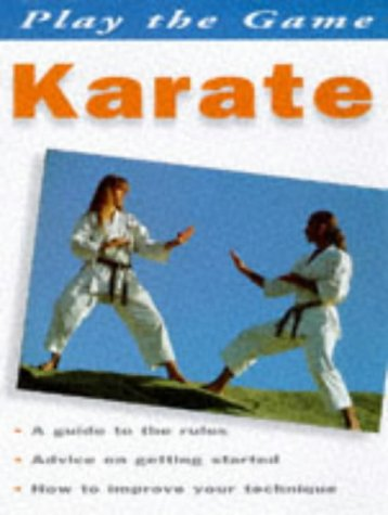 9780706377149: Karate (Play the Game)