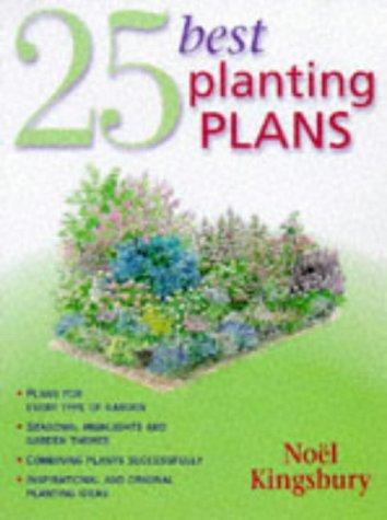 9780706377897: 25 Best Planting Plans