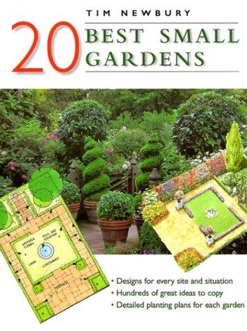 9780706378191: 20 Best Small Gardens
