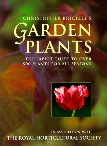 9780706378511: Christopher Brickell's Garden Plants