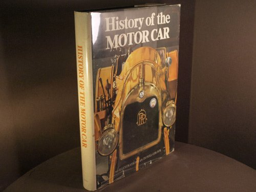 HISTORY OF THE MOTOR CAR: Matteucci, M