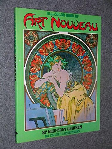 9780706400687: All Colour Book of Art Nouveau
