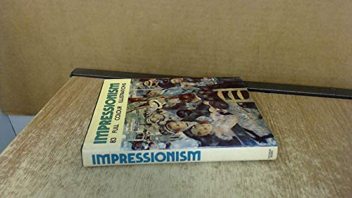9780706400694: Impressionism: its forerunners and influences