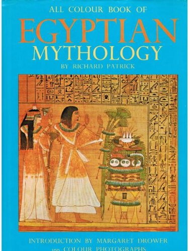 All Colour Book of Egyptian Mythology