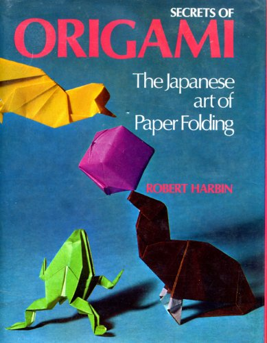 the Japanese art of paper folding