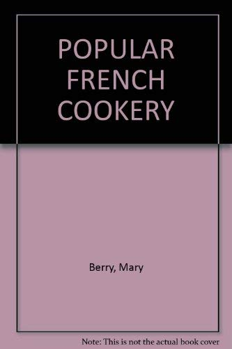 9780706401356: Popular French Cookery
