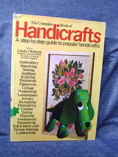 9780706401578: The complete book of handicrafts;