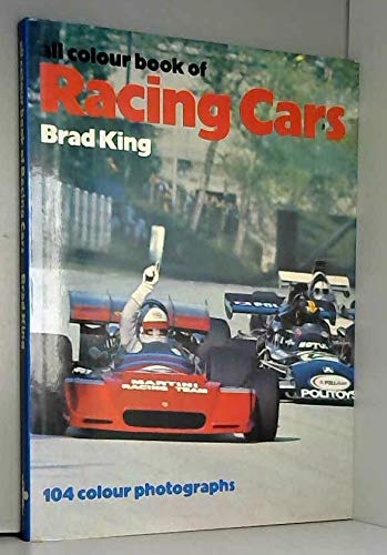 9780706402124: All Colour Book of Racing Cars