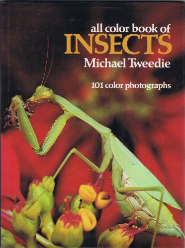 9780706402193: All Color Book of Insects