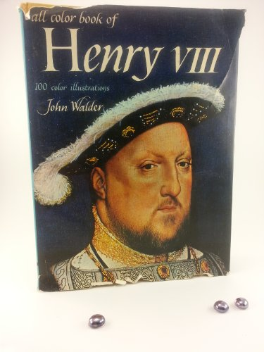 9780706402322: All Color Book of Henry VIII